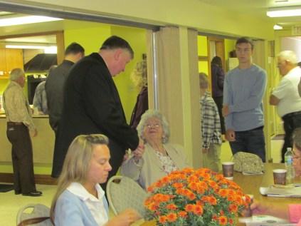 Bishop Meets Rita (again)