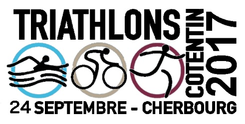 Triathlon du Cotentin – 2017