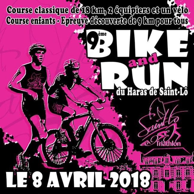 Résultats Bike and Run 2018