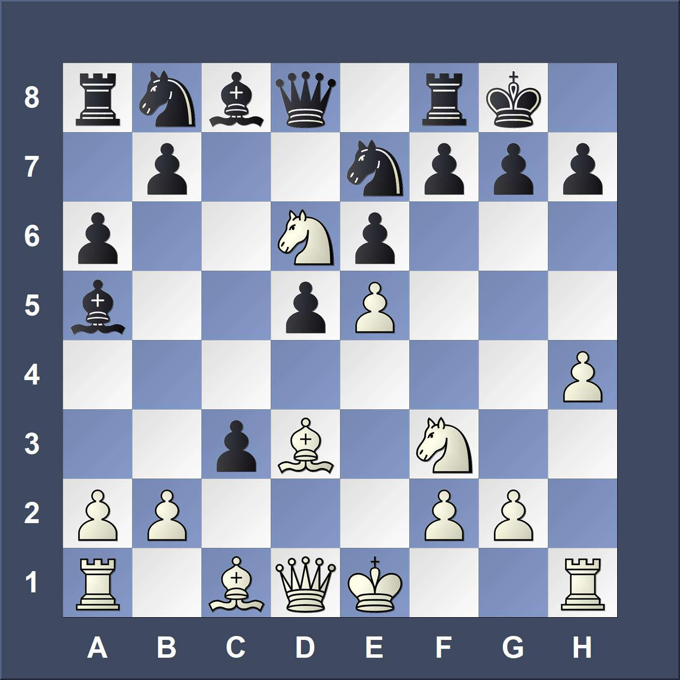 February Chess Puzzle Answer Key