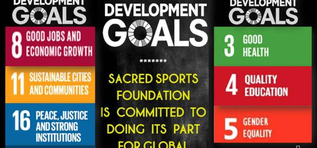 Sacred Sports Foundation educates Soufriere's Youth about the Sustainable Development Goals