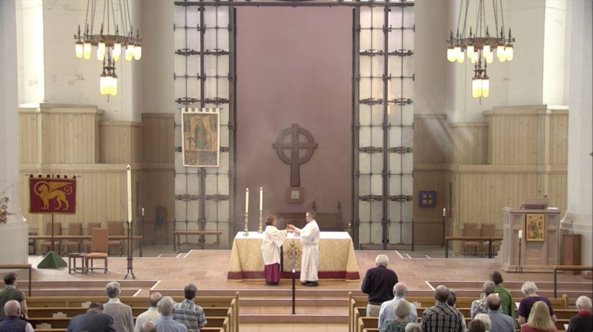 Choral Evensong on the Third Sunday of Easter