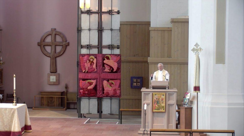 The First Sunday After Pentecost: Trinity Sunday