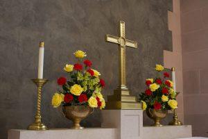 Flowers in the Chapel