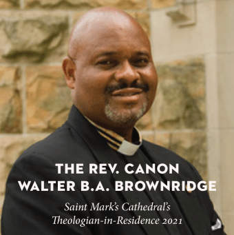 Announcing the Cathedral's Theologian-in-Residence for 2021