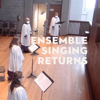 Ensemble Singing Returns to Saint Mark's Cathedral