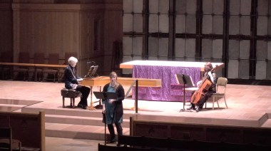 Saint Mark's Music Series: Concert à 3