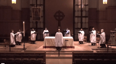 Compline on the Third Sunday of Easter, 2021
