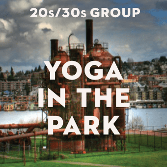 20s/30s Yoga in the Park