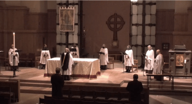 Compline on the Fifth Sunday of Easter, 2021