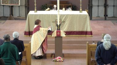Funeral Liturgy for Kevin Patz – May 22, 2021