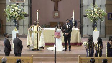 Wedding of Sanoj Titus & Binu Abi – May 15, 2021