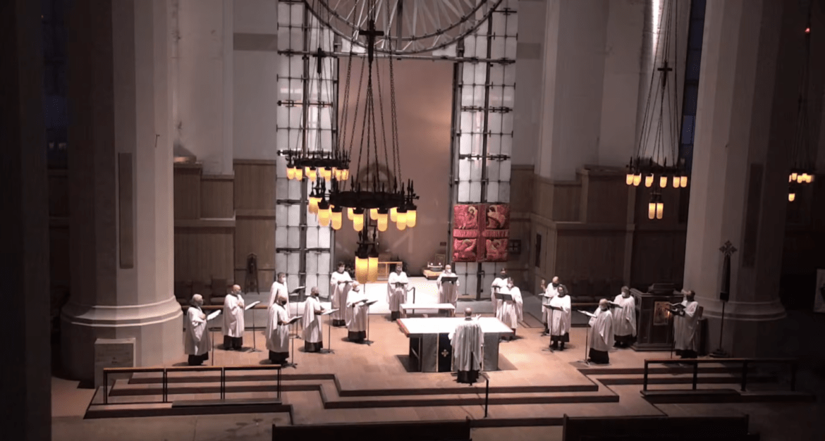 Compline on the Second Sunday after Pentecost, 2021