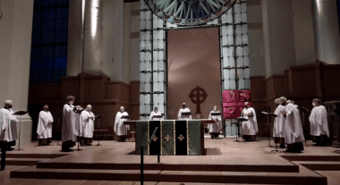 Compline on the Third Sunday after Pentecost 2021
