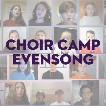 Choir Camp Evensong