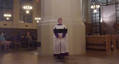 Women's Compline on the 9th Sunday after Pentecost, 2021