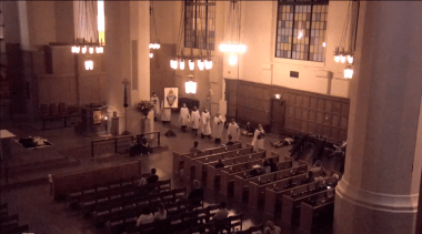 Compline on the 14th Sunday after Pentecost, 2021