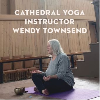 Meet your Cathedral Yoga Instructor!