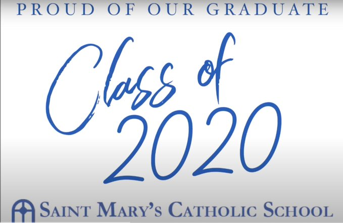 Class Of 2020 We Are So Proud!