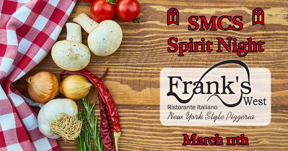 Frank's West Spirit Night