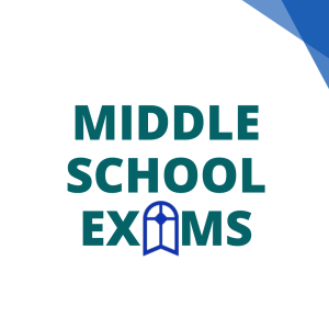Now Available: Middle School Exam Schedule