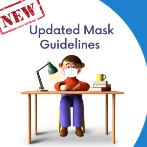 Updated mask guidance: August 13, 2021