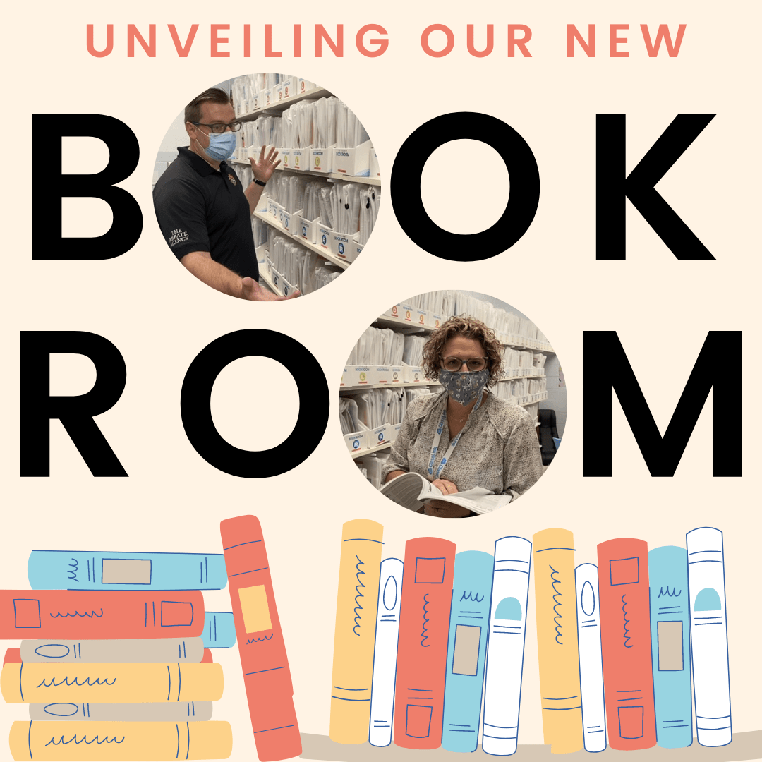 You are currently viewing BEHIND THE SCENES VIDEO: PART 1 – SCHOLASTIC BOOK ROOM