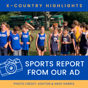 CROSS COUNTRY HIGHLIGHTS FROM ROSLYN