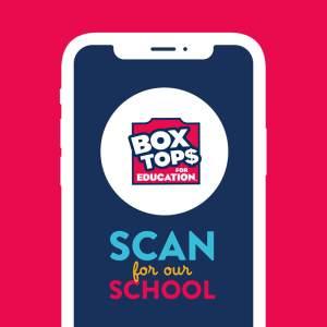 Scan to Win: Box Top Raffle