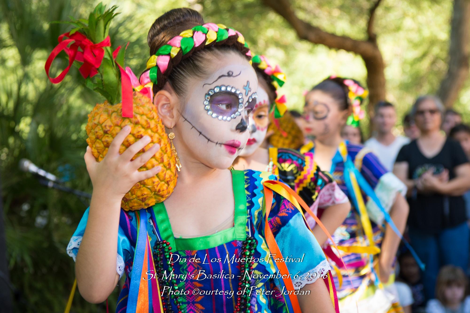 Dia De Los Muertos Festival St Marys Basilica