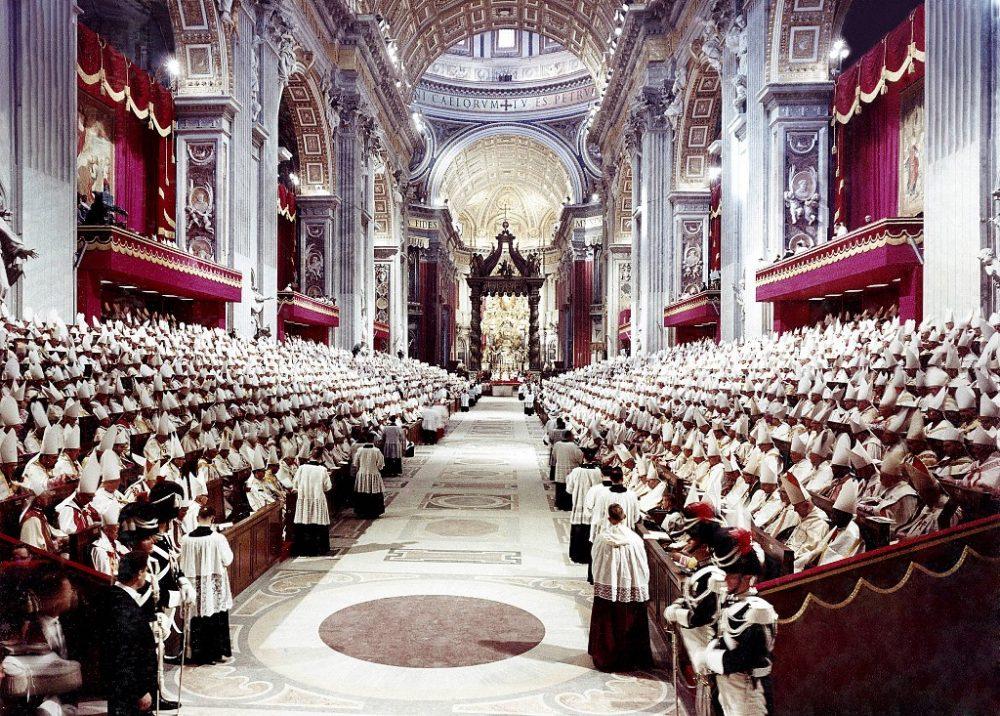 Ouverture du Concile Vatican II