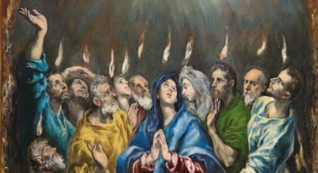 El Greco-pentecôte 2 - Madrid