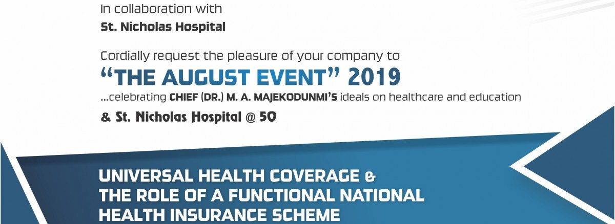 St. Nicholas Hospital e-invitation-1 The August Event 2019