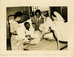 Dr. Moses A Majekodunmi at Massey Street Children's hospital