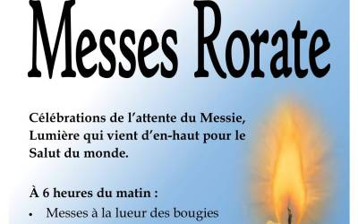 Messes Rorate