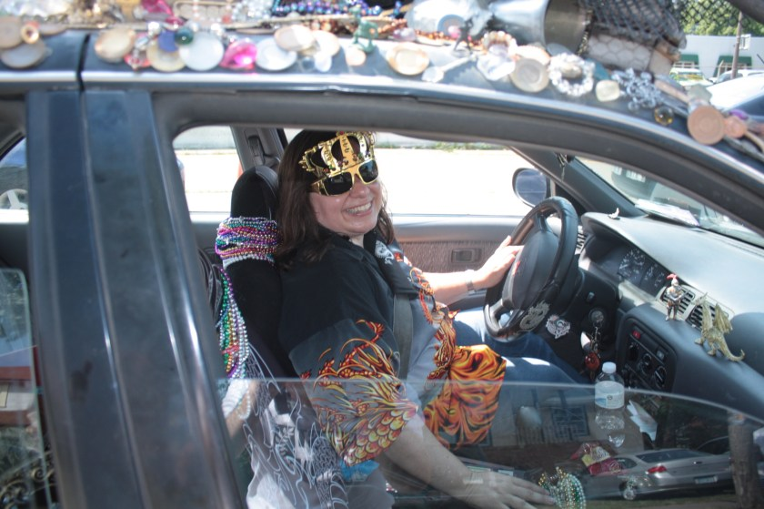dragon car driver