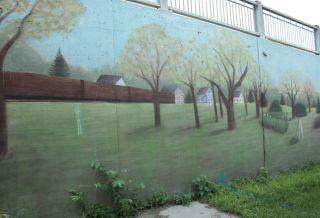 Hamline mural 3