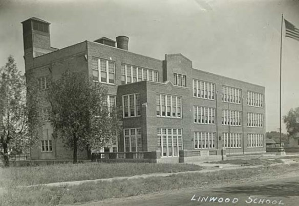 Linwood school 1935