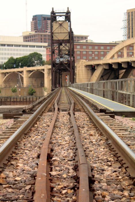 vertical-lift Rail Bridge 2