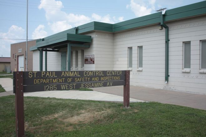 Saint Paul's Animal Control Center is just across Beulah Lane from McMurray. The old school name for it is the dog pound. According to its website, Animal Control officers respond to violations of animal ordinances, impound stray or dangerous dogs and investigate reports of animal bites.