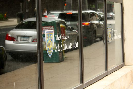 The College of St. Scholastica, based in Duluth, has a satellite site at 340 Cedar Street.