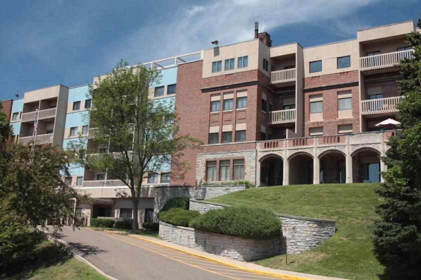 The Irvine Hill Condominiums at 311 Pleasant Avenue.