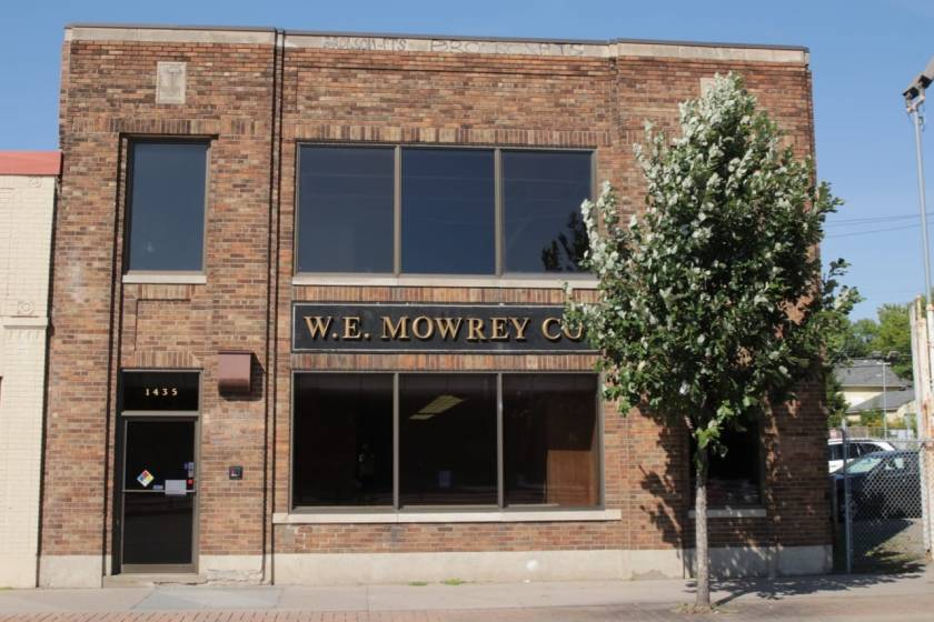 W.E. Mowrey Refining at 1435 University is an interesting building and business.