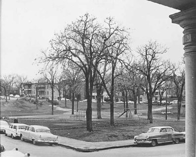 In 1960, it was easy to see the decline in the condition of Irvine Park.