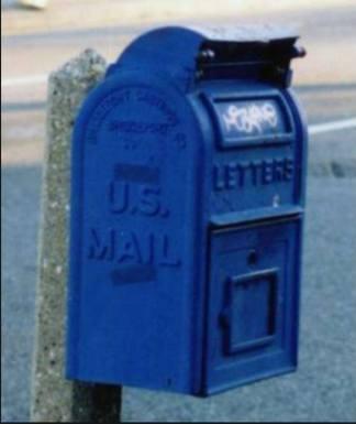 Mailbox post-