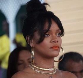 Rihanna (Photo courtesy of Loop News Barbados)