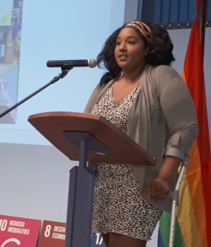 Ro-Ann Mohammed (Photo courtesy of Loop News Barbados)