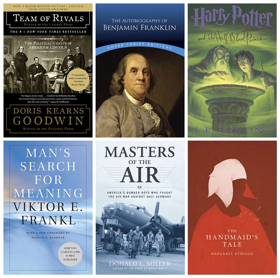 Abe Lincoln Books: Harry Potter, Abe Lincoln Books On Owners' Reading Lists