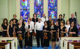 The Amici Strings