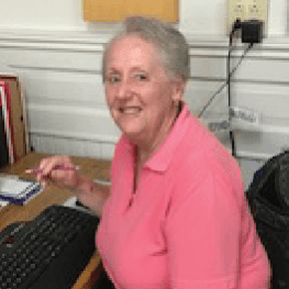 Judy Dougherty - Parish Administrator